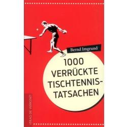Buch: 1000 verrückte Tischtennis-Sachen