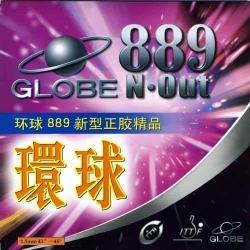 Globe Belag 889 (Kurznoppe)