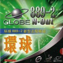 Globe Belag 889-2 (Kurznoppe)