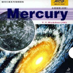 Milky Way Rubber Mercury