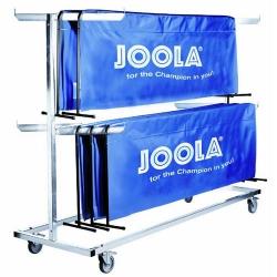 Joola Transportwagen für 2,33 m breite Umrandungen, doppelstöckig für bis zu 56 Umrandungen