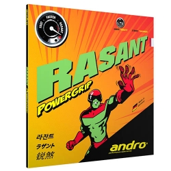 andro Rubber Rasant PowerGrip