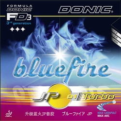 Donic Rubber BlueFire JP 01 Turbo