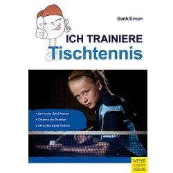 Buch: Ich trainiere Tischtennis