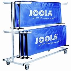 Joola Transportwagen für 2,00 m breite Umrandungen, doppelstöckig für bis zu 56 Umrandungen