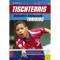 Buch: Tischtennis Modernes Nachwuchstraining
