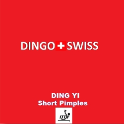 Dingo Swiss Belag Ding Yi (Kurznoppe)