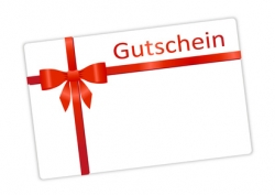 Geschenk-Gutschein 15 EURO