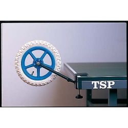 TSP Top-Spin wheel without a speedometer