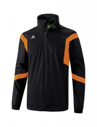 ERIMA Kinder / Herren Classic Team Regenjacke Classic Team schwarz/orange