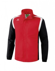 ERIMA Razor 2.0 Jacket with detachable sleeves Razor 2.0 rot/schwarz/weiß