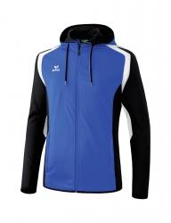 ERIMA Kinder / Herren Razor 2.0 Trainingsjacke mit Kapuze Razor 2.0 new royal/schwarz/weiß