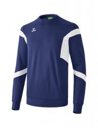 ERIMA Kinder / Herren Classic Team Sweatshirt Classic Team new navy/weiß