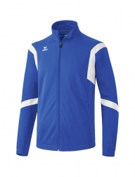ERIMA Kinder / Herren Classic Team Trainingsjacke Classic Team new royal/weiß