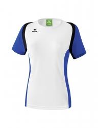 ERIMA Frauen Razor 2.0 T-Shirt Razor 2.0 wei?/new royal/schwarz