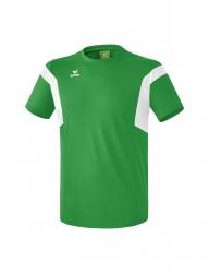 ERIMA Kinder / Herren Classic Team T-Shirt Classic Team smaragd/weiß