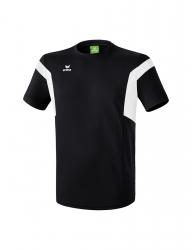 ERIMA Kinder / Herren Classic Team T-Shirt Classic Team schwarz/weiß