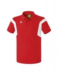 ERIMA Kinder / Herren Classic Team Poloshirt Classic Team rot/weiß