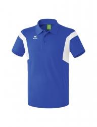 ERIMA Kinder / Herren Classic Team Poloshirt Classic Team new royal/weiß