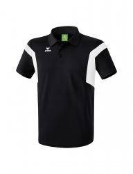 ERIMA Kinder / Herren Classic Team Poloshirt Classic Team schwarz/weiß