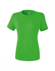 ERIMA Frauen Funktions Teamsport T-Shirt Casual Basics green