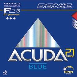 Donic Belag Acuda Blue P1 Turbo