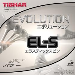 Tibhar Rubber Evolution EL-S