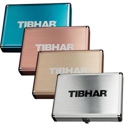 Tibhar Schlägerkoffer Alum Cube Exclusive