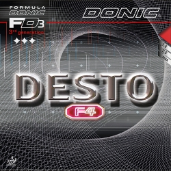 Donic Belag Desto F4