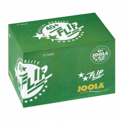 Joola Ball Flip 40+ 72er (2% Zusatzrabatt bei Vorkasse ab 200,00 ¤ Bestellwert)