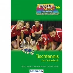 Book: Tabletennis - The Coachbook