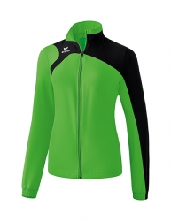 ERIMA Women Club 1900 2.0 Presentation Jacket CLUB 1900 2.0 green/schwarz