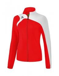 ERIMA Women Club 1900 2.0 Presentation Jacket CLUB 1900 2.0 rot/weiß