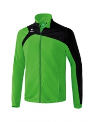 ERIMA Kinder / Herren Club 1900 2.0 Polyesterjacke CLUB 1900 2.0 green/schwarz