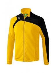 ERIMA Kinder / Herren Club 1900 2.0 Polyesterjacke CLUB 1900 2.0 gelb/schwarz