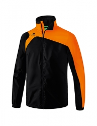 ERIMA Club 1900 2.0 Allwetterjacke schwarz/orange