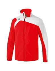 ERIMA Club 1900 2.0 Allwetterjacke rot/weiß