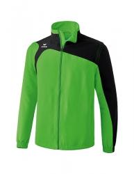 ERIMA Kinder / Herren Club 1900 2.0 Jacke mit abnehmbaren Ärmeln CLUB 1900 2.0 green/schwarz