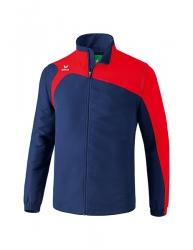 ERIMA Kinder / Herren Club 1900 2.0 Jacke mit abnehmbaren Ärmeln CLUB 1900 2.0 new navy/rot