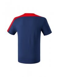 ERIMA Club 1900 2.0 T-Shirt new navy/rot