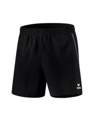 ERIMA Table tennis Shorts Hosen Basics schwarz/weiß