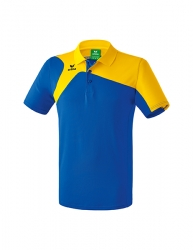 ERIMA Kinder / Herren Club 1900 2.0 Polo CLUB 1900 2.0 new royal/gelb