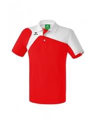 ERIMA Club 1900 2.0 Polo rot/weiß