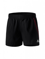 ERIMA Women Table tennis Shorts  schwarz/rot