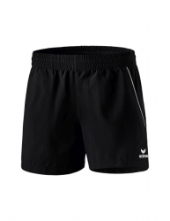 ERIMA Women Table tennis Shorts  schwarz/weiß