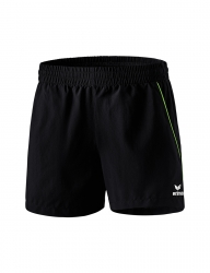ERIMA Women Table tennis Shorts  schwarz/green