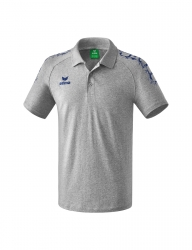 ERIMA Kinder / Herren Graffic 5-C Polo 5-CUBES Basics grau melange/new navy