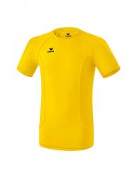 ERIMA Kinder / Herren Elemental T-Shirt gelb (+3% Zusatzrabatt)
