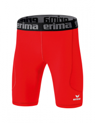 ERIMA Kinder / Herren Elemental Tight kurz rot