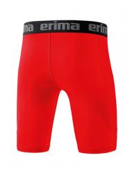 ERIMA Kinder / Herren Elemental Tight kurz rot (+3% Zusatzrabatt)